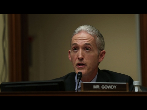 Gowdy chosen to chair House oversight committee