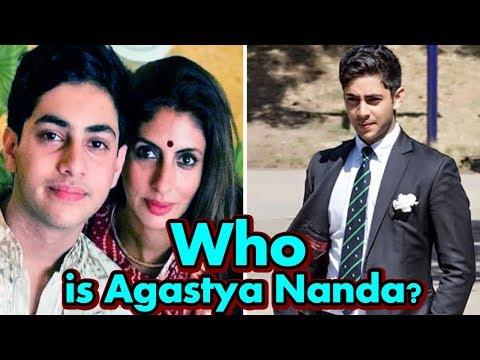 Who Is Agastya Nanda?   Amitabh Bachchan's Grandson Mp3