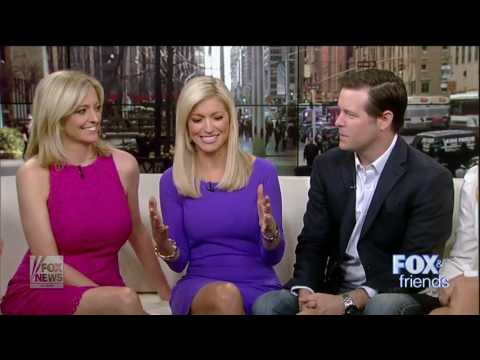 Ainsley Earhardt and Sister 4-10-17