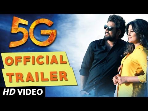 5G Kannada Movie Official Trailer |...