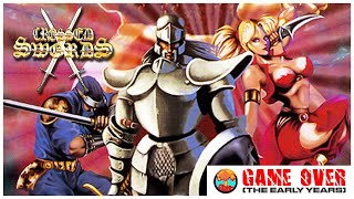 Game Over: Crossed Swords I & II (Neo Geo CD) - Defunct Games