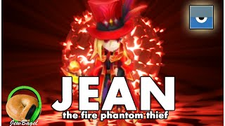 SUMMONERS WAR : Jean the Fire Phantom Thief (spotlight) - and - VYSOR App Test