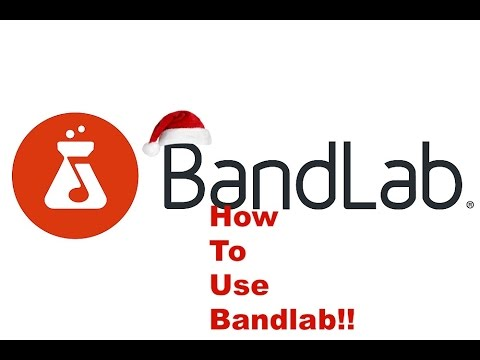 How To Use BandLab!!