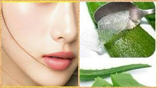 Alo vera facial cleanser and scrub how to do at home, homemade remedy 100% guaranteed