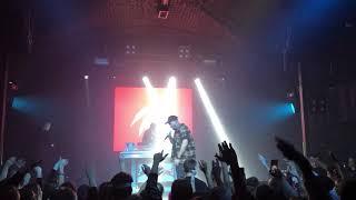 Porchy Ameriqa Cocaine VNVNC Concert Hall 14.12.2018.