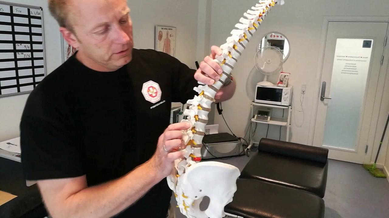 hold i ryggen behandling