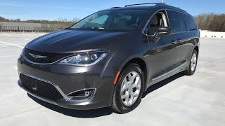 2017 Chrysler Pacifica – Redline: Review