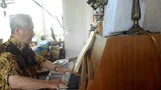 Cradle song / Malam Sunyi Senyap - ds. Liem