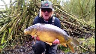 ***Carp fishing*** at the Quarry, Essex. Vlog 2 'Quest for the magnificent 7', the nomadic carper