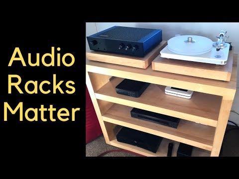 Audiophile Audioracks  Do You Need One?