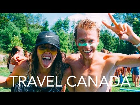 HOW TO TRAVEL CANADA WITH NO MONEY!