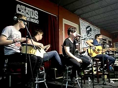 Set It Off Acoustic Performance of 143