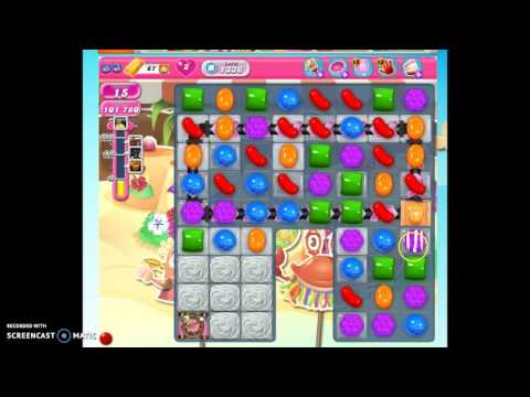 Candy Crush Level 1336 help w/audio tips, hints, tricks