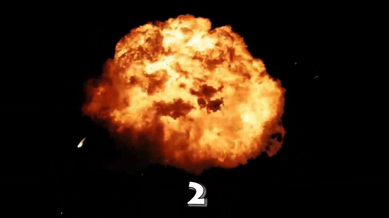 Explosion smoke plume by or1on | videohive.