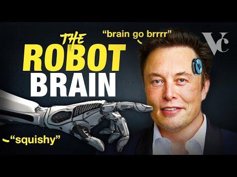 Uploading Memories: Elon Musk's Brain Chip (Neuralink Future Technology)