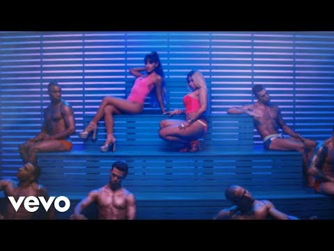 "Watch ""Ariana Grande - Side To Side ft. Nicki Minaj"" on YouTube"