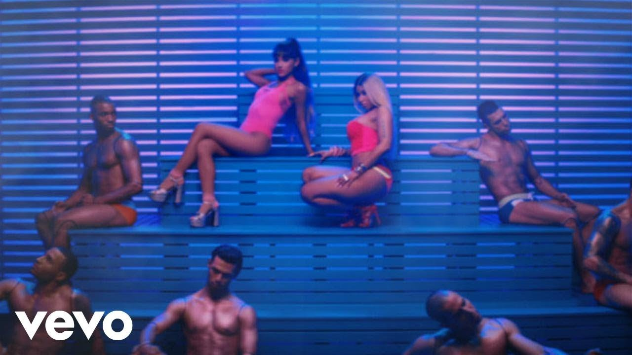 Descaragar Download - Side To Side - Ariana Grande ft Nicki Ninaj - Video Official 2016