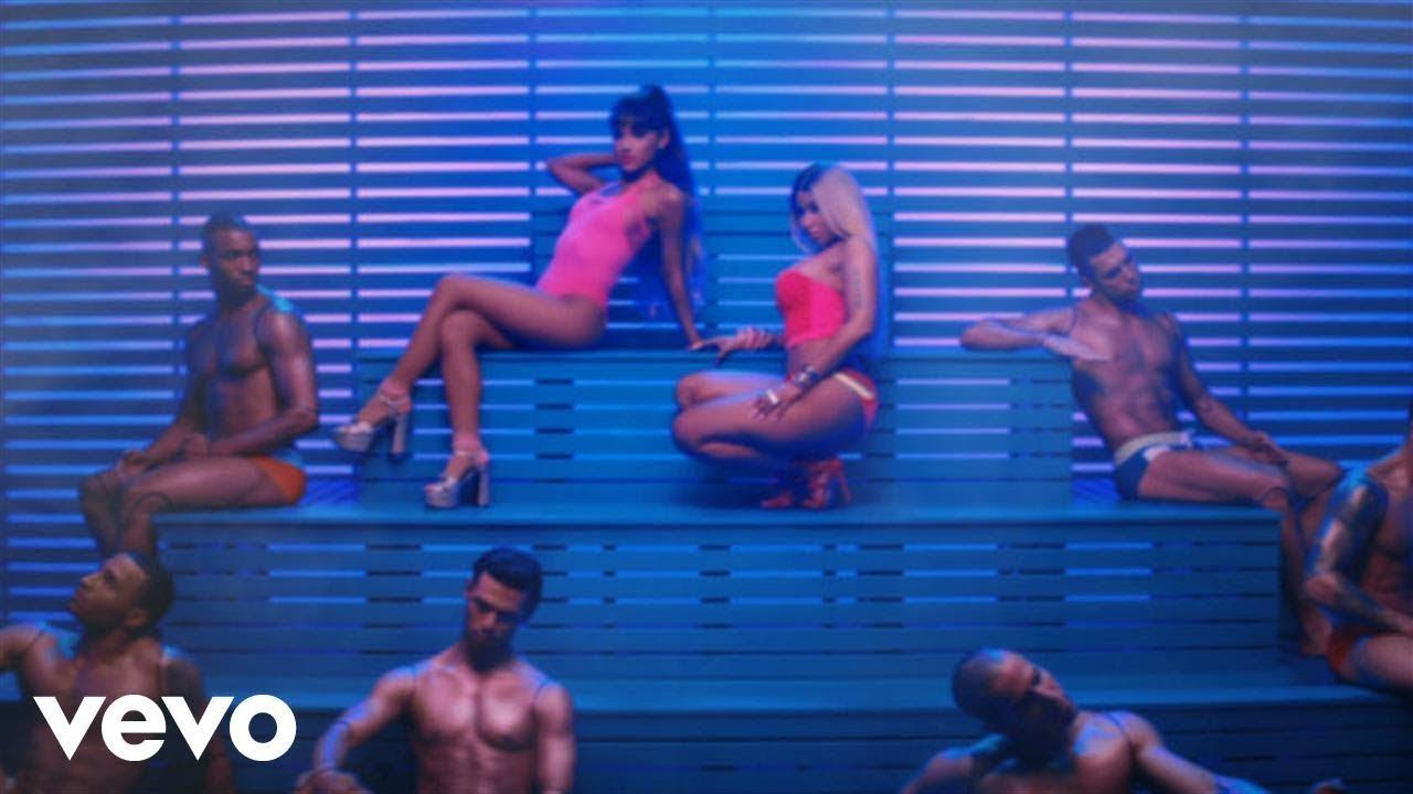 Ariana Grande Side To Side Ft Nicki Minaj