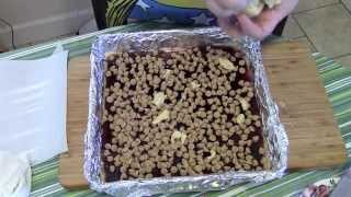 Let's Get Baked With Manlio- Pb&j Bars