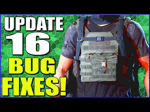 Ghost Recon Wildlands UPDATE 16 - Season Pass and Bug Fixes