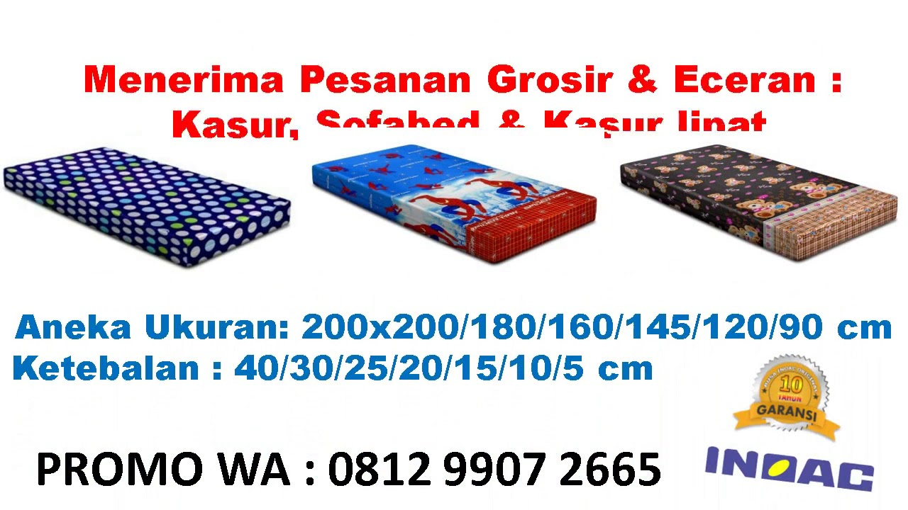 Jual Sofa Bed Inoac Di Bekasi I Tlp Wa 0812 9907 2665
