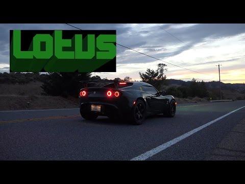 Lotus Elise 0-60 Acceleration