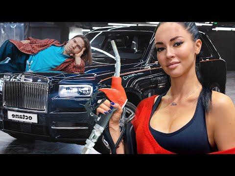 Rolls-Royce Cullinan Обзор от (НЕ) Давидыча  / Встреча с подписчиками