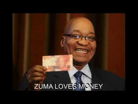 How did Zuma get so rich