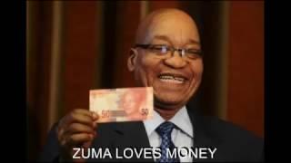 How did Zuma get so rich