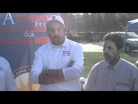 Dr.Ragu praised Sun charity USA, Maryland team work.