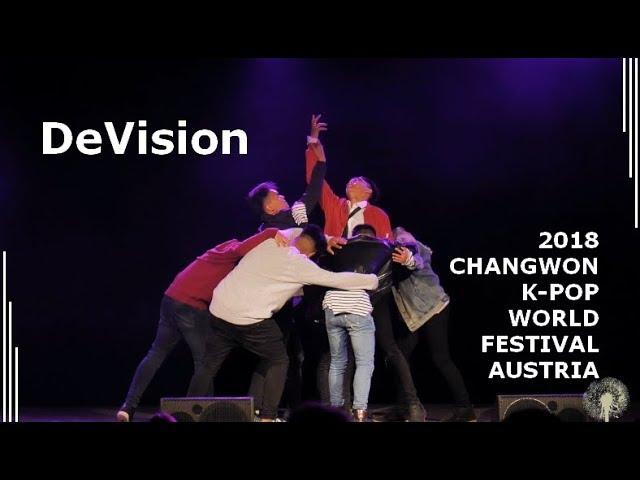 [2018 ChangFe Austria Finals] DeVision /  BTS (방탄소년단) - Fake Love & Mic Drop