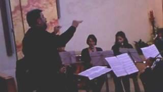 Deutsche Messe Schubert 15042010 Bolzano - 5 - Zum Sanctus.wmv