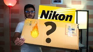 Nikon Pakistan Sent This | Nikon Z6!