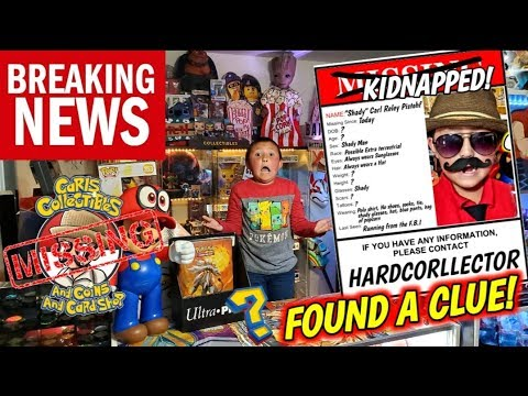 CARL HAS BEEN TAKEN! HELP US FIND HIDDEN CLUES TO RESCUE LOST CARL AND SOLVE HIS MISSING MYSTERY!