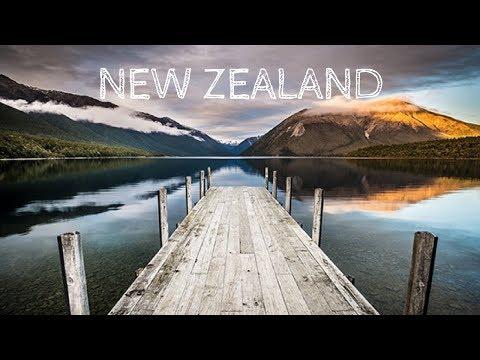 Wild Things   New Zealand Contiki Travel Video   GoPro Hero 5