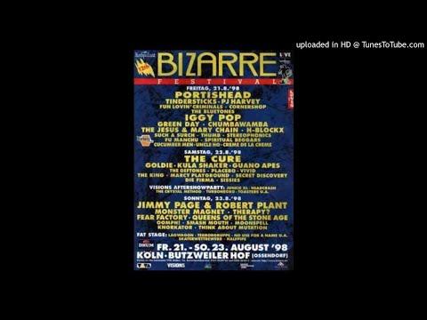 The Bluetones - Bizarre Festival 1998