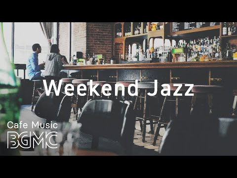 Weekend Jazz — Cafe Jazz Hiphop Music — Winter Weekend Music — Slow Jazz