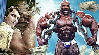 Top 10 Richest Bodybuilders in The World (2017)