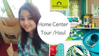 Home Center Tour | Home Center GIP NOIDA Tour Haul