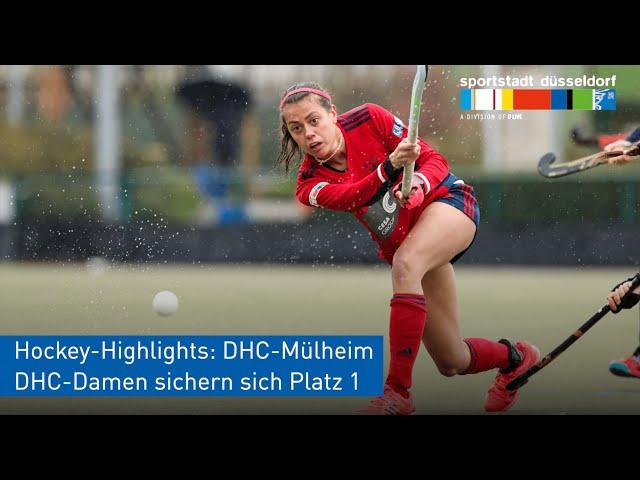 DHC-Hockeydamen als Tabellenerste ins DM-Viertelfinale 🏑