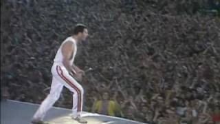 Queen I Want To Break Free [live]