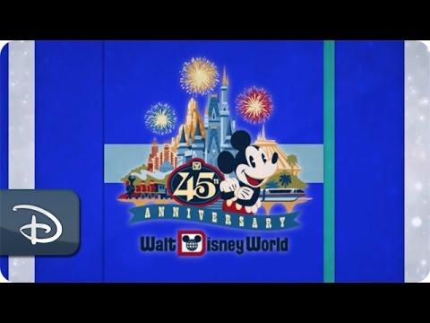 45 Reasons to Love Walt Disney World Resort on its 45th Anniversary!