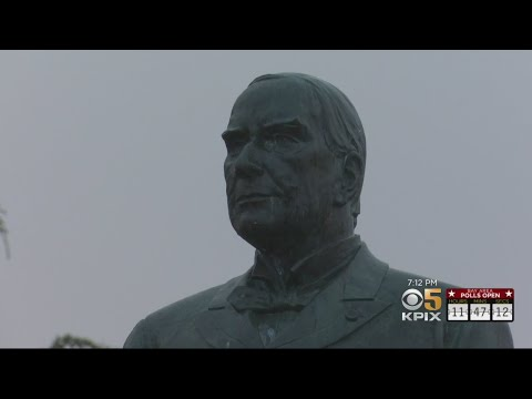 Humboldt Voters Want To Remove McKinley Statue