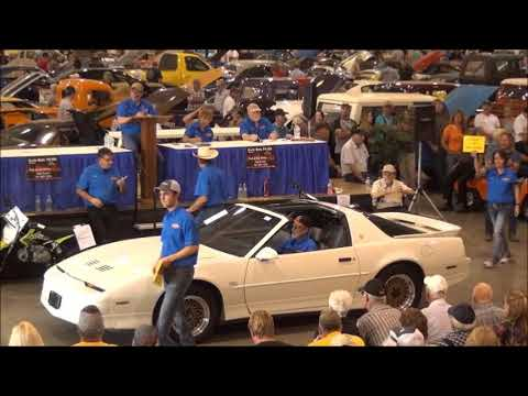Motor Magic Minot Classic Car Auction 2017