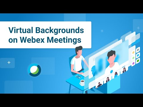 Replace Your Background On Webex Without A Green Screen | ManyCam Virtual Backgrounds (Beta)