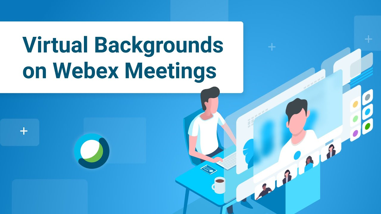 Replace Your Background On Webex Without A Green Screen Manycam Virtual Backgrounds Beta Youtube