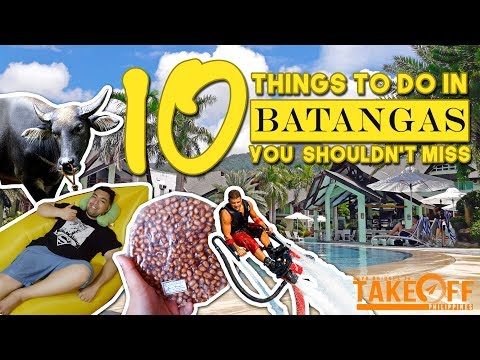 10 things to do in Batangas you shouldn't miss