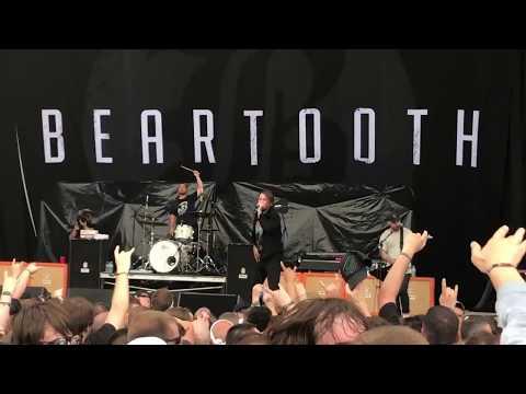 Beartooth - Sick of Me @ Rock on the Range (May 19, 2017)