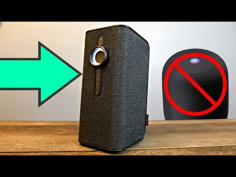 Apple HomePod KILLER? KitSound Voice One Review! Mp3