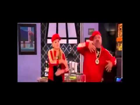 Peyton List raps with Kevin Chamberlin on Jessie.m